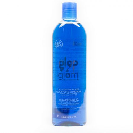 Excellent for swimmers! Clarifying shampoo with a great blueberry smell!