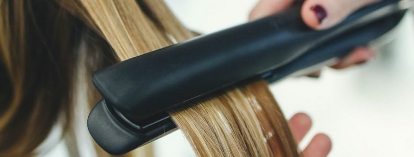 Is flat ironing effective in killing lice and nits?